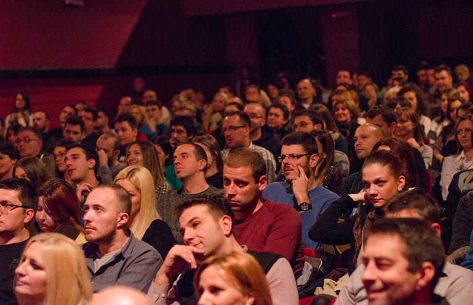 Audience 2 IJFK 2014