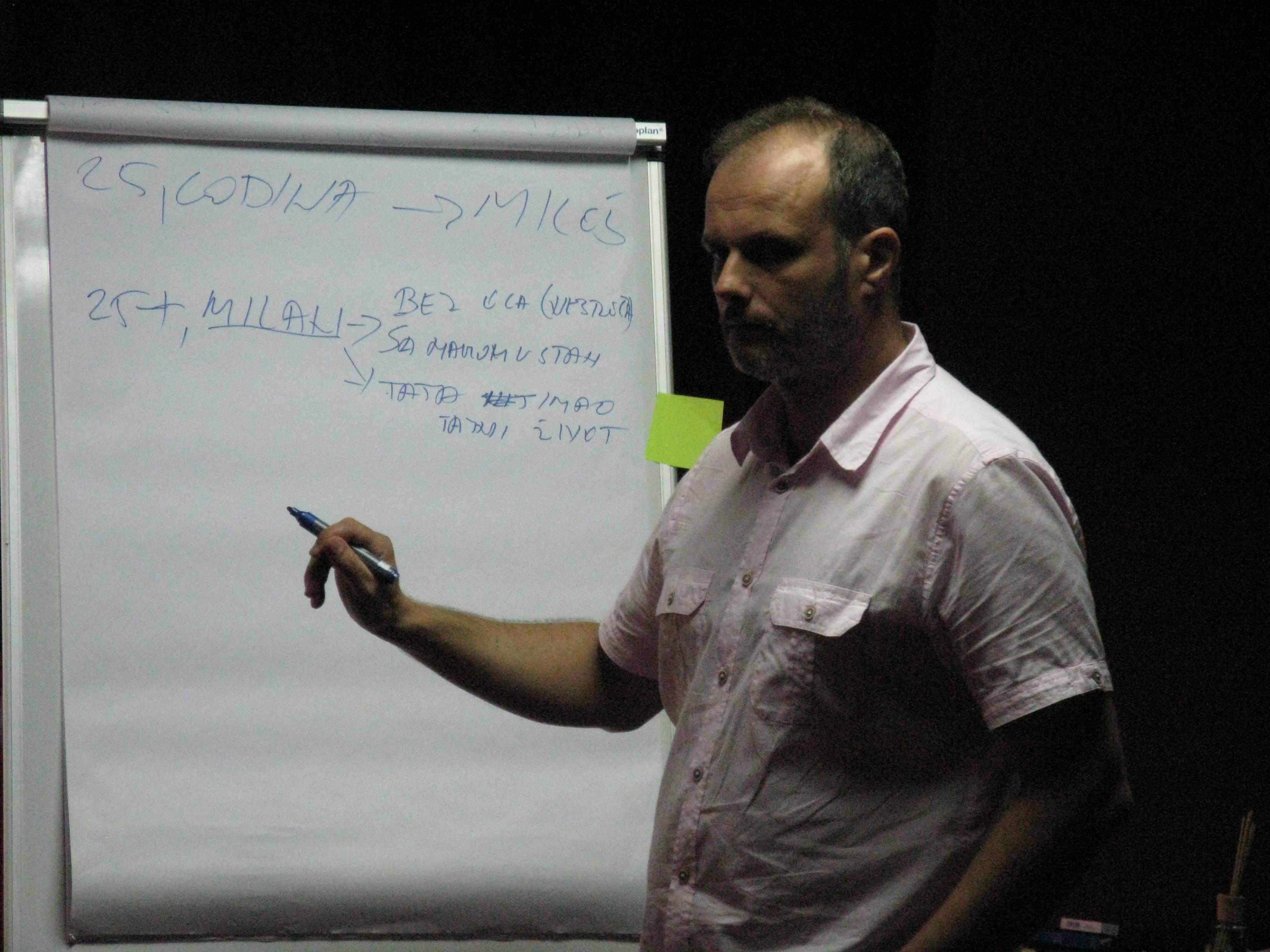 Gordan Matić, scenario i režija