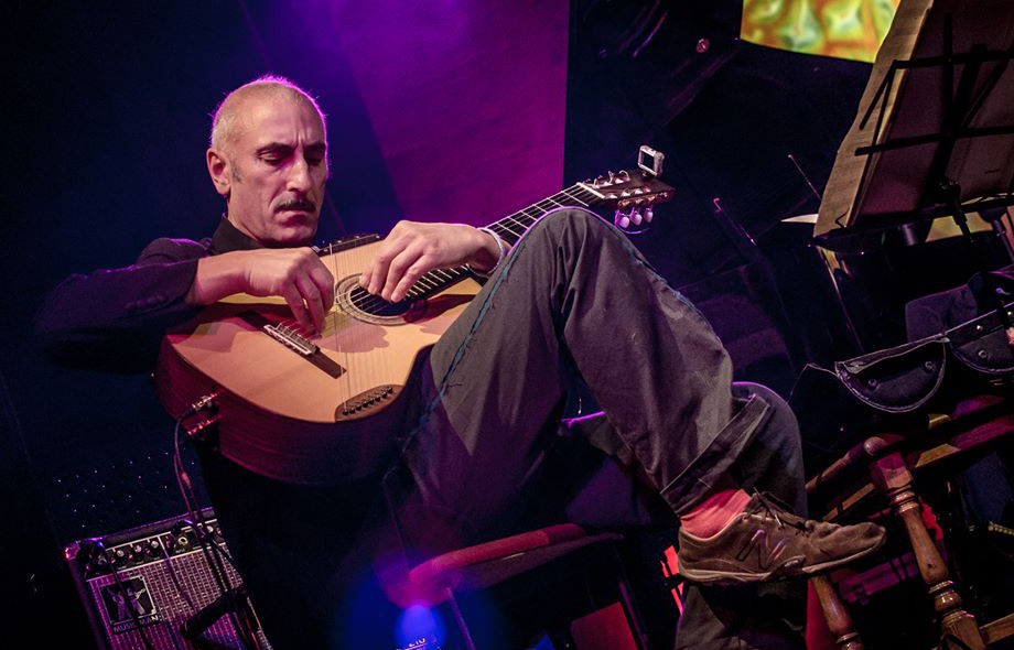Marco Cappelli - Kragujevac JazzFest IJFK