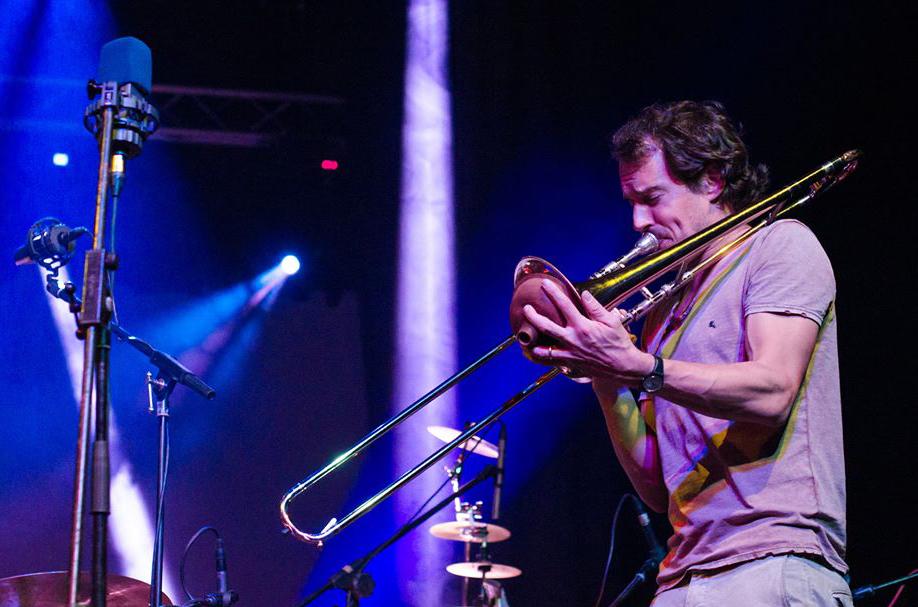 Nils Wogram - Kragujevac JazzFest IJFK