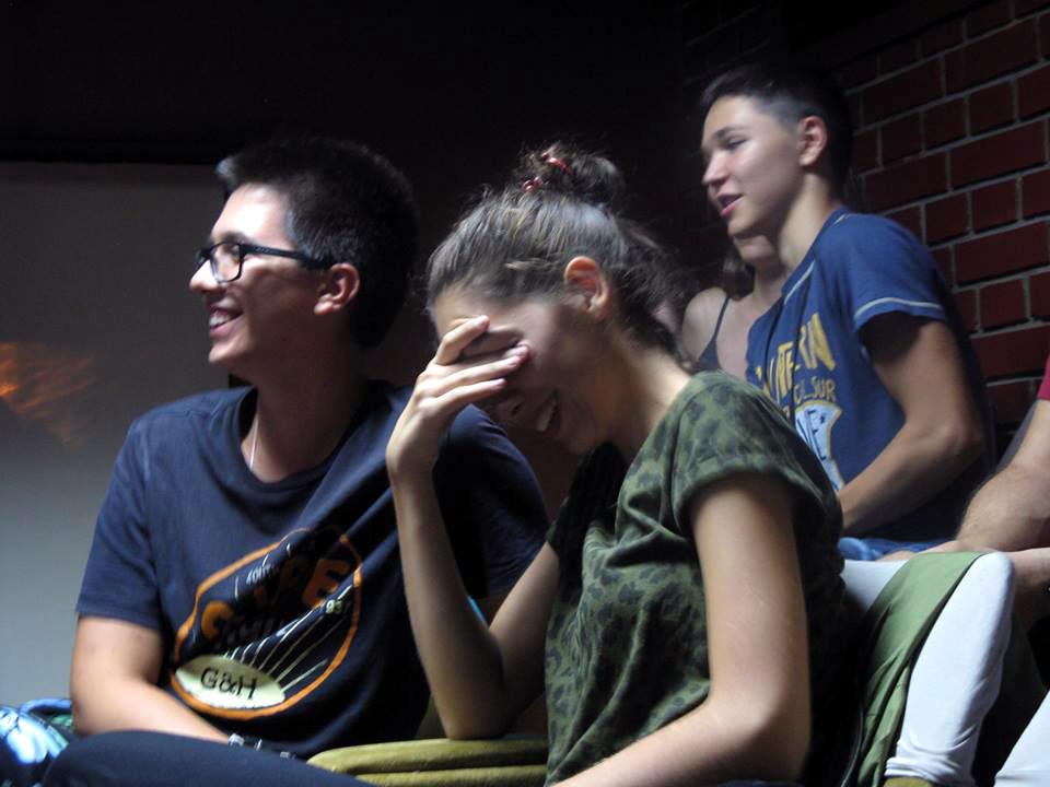 analiza filma, reakcije polaznika :)
