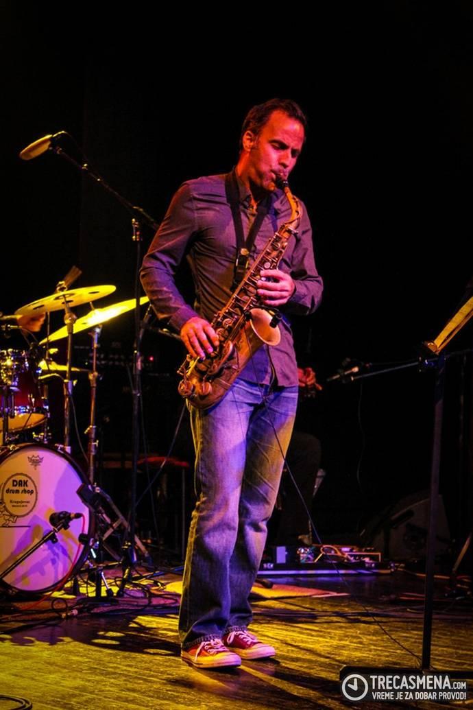 David Binney Kragujevac JazzFest 2
