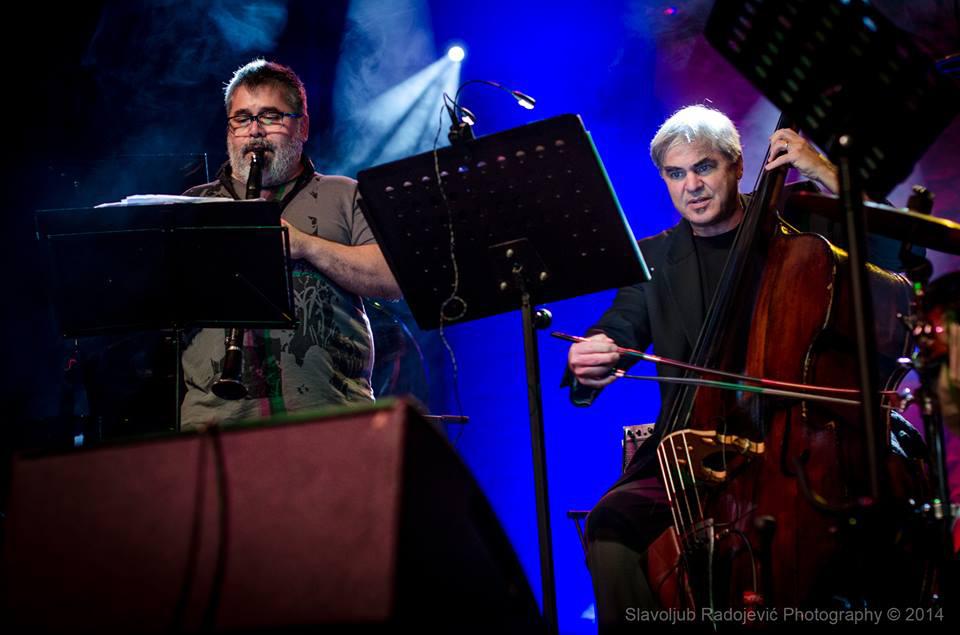 Marco Cappelli Trio feat Oscar Noriega 3 - Kragujevac JazzFest IJFK