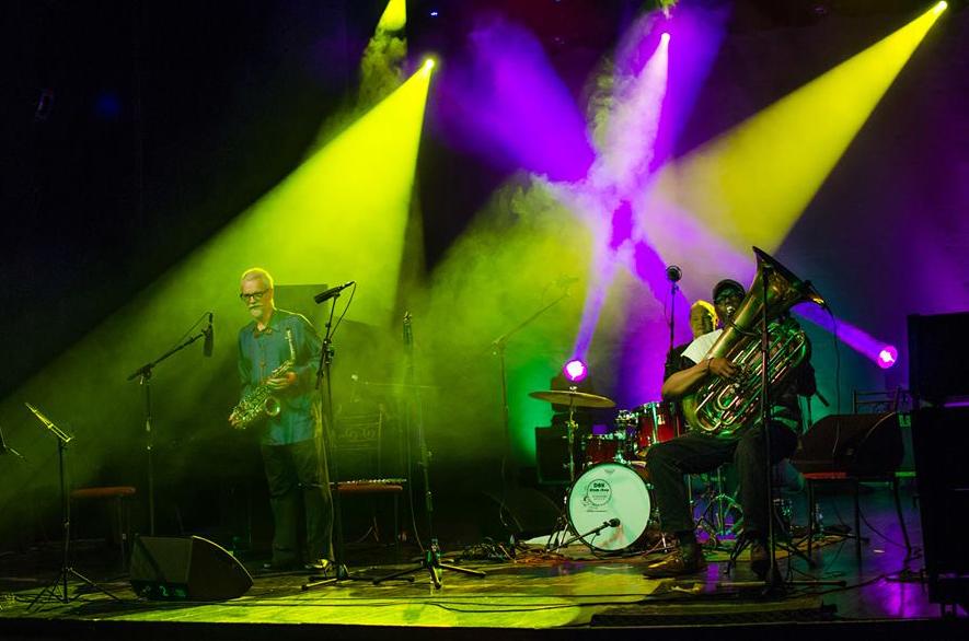 Wolfgang Pushing Trio 5 - Kragujevac JazzFest IJFK 2014