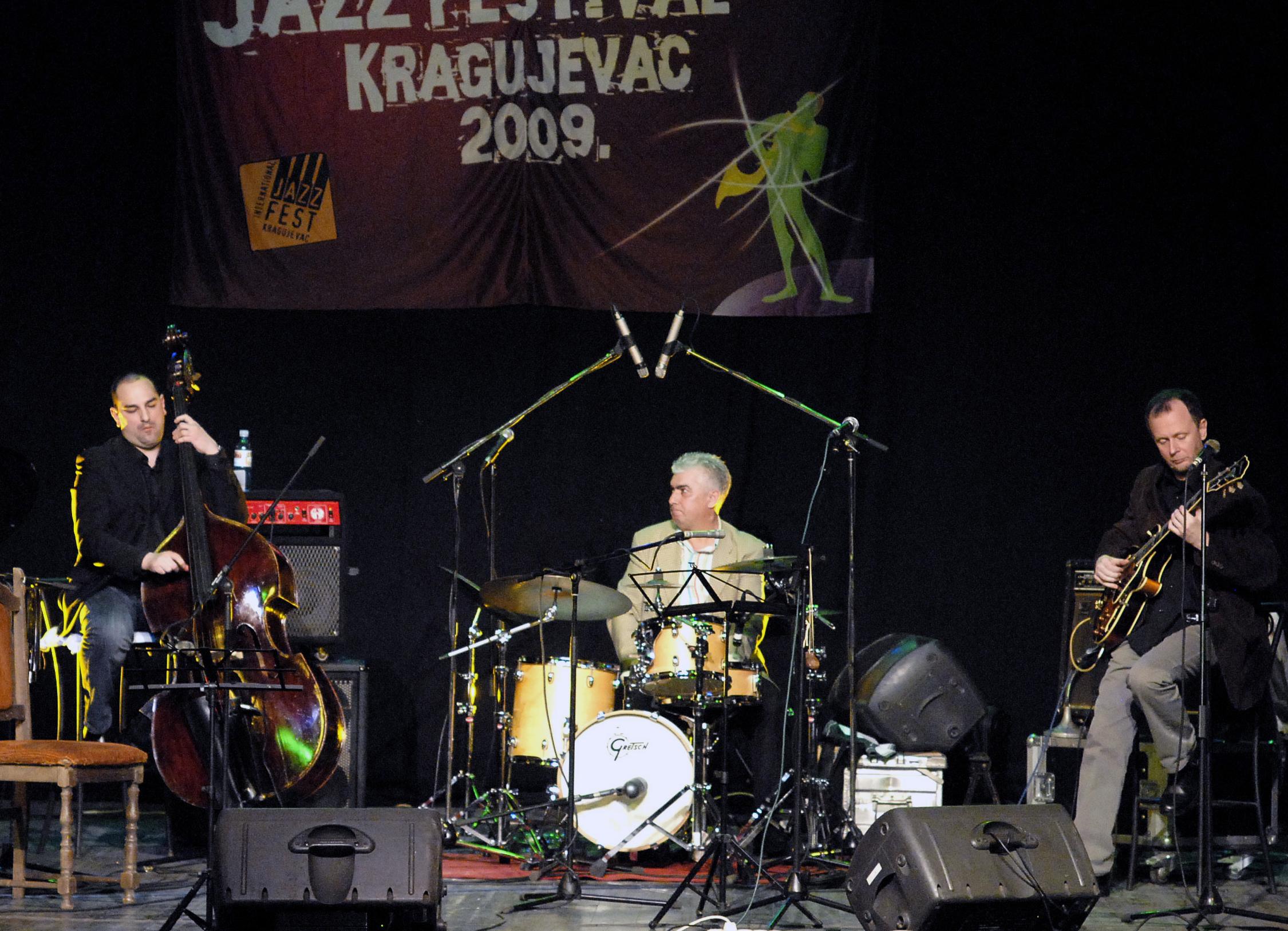Beogradski Jazz Trio