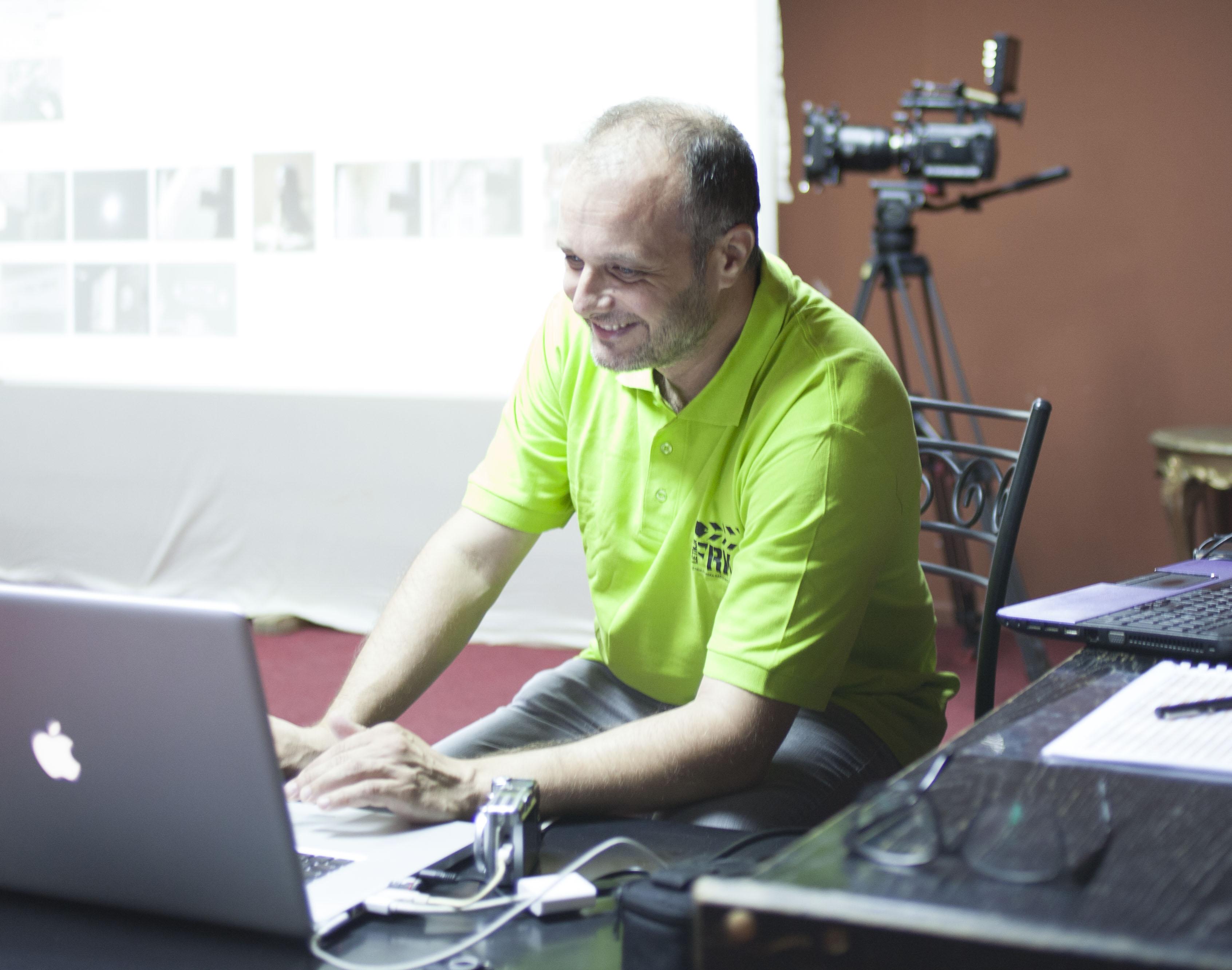 Gordan Matić, scenarista i režiser