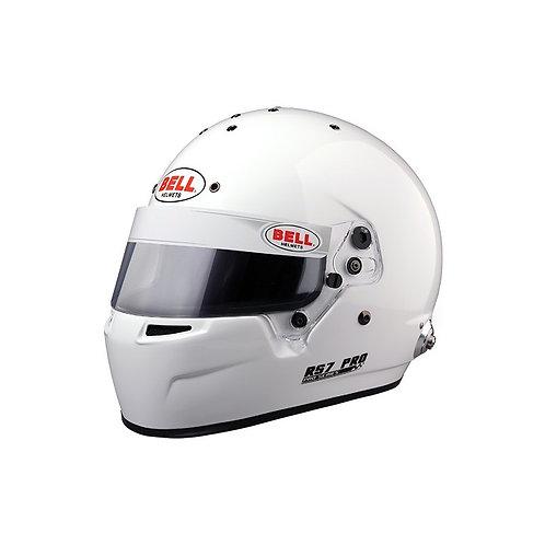 BELL RS7 PRO HANS White