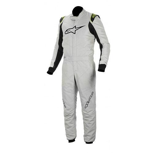 GP RACE SUIT 191 Silver Black