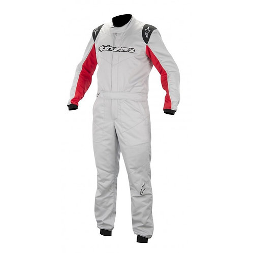 GP STAR SUIT 198 Silver Red