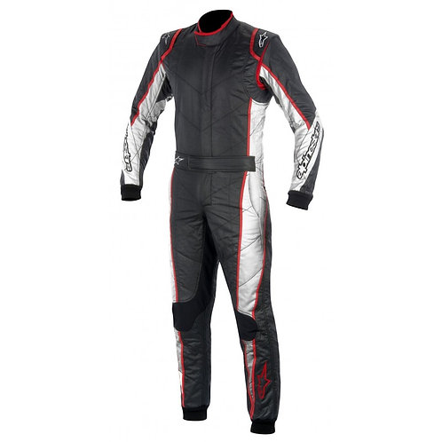 GP TECH SUIT 195 SILVER Fluor Yellow