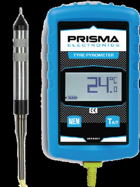 Pirómetro de neumáticos Prisma Electronics