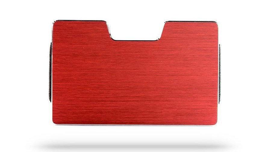 Metalica Red piniginė