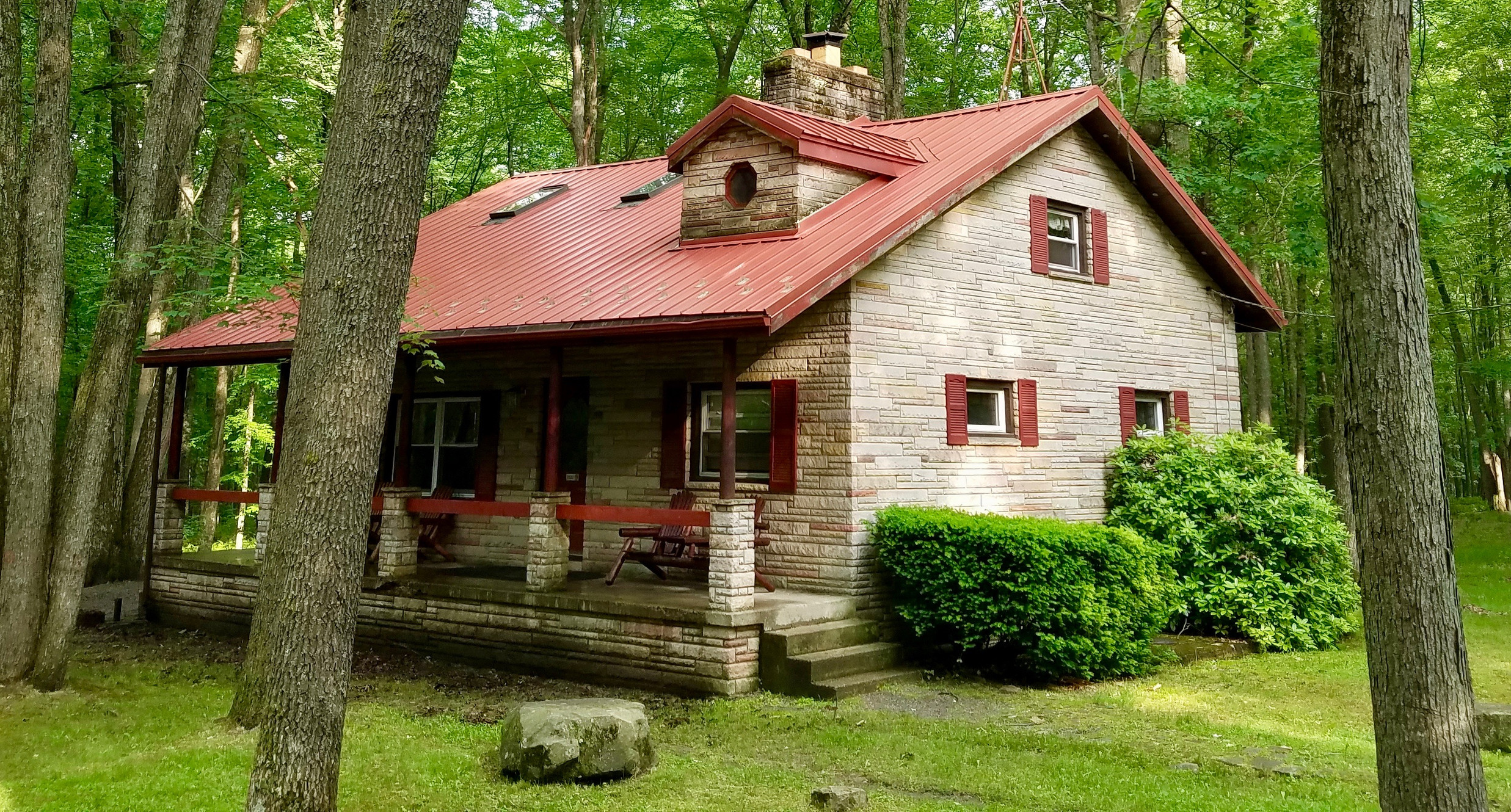 Stone Crest Cabins | Cook Forest | Pennsylvania