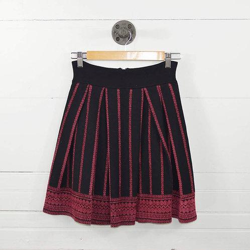 Maje 'Jessica' A-Line Skirt #138-10