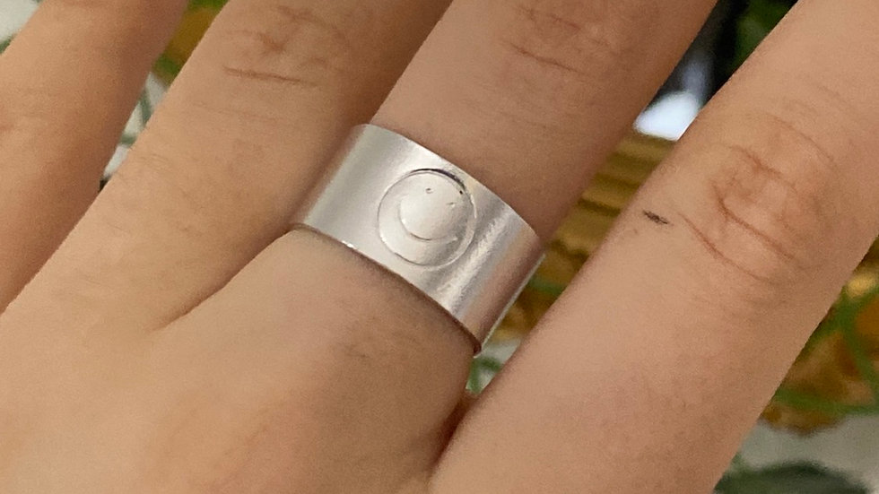 Smilie Ring