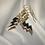 Thumbnail: Gold Blitz Ohrringe