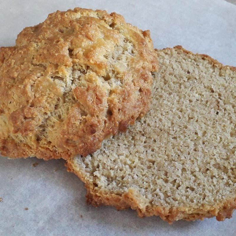 recette pain à burger sans gluten