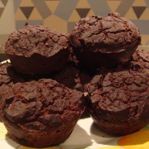 Brownies muffins - sans gluten