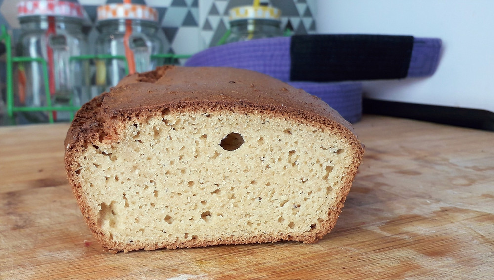 recette cake cétogène sans gluten