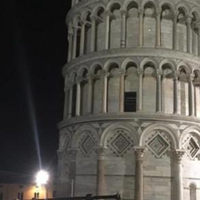 Où dormir/manger/s'entrainer à Pise et Florence (Italie)