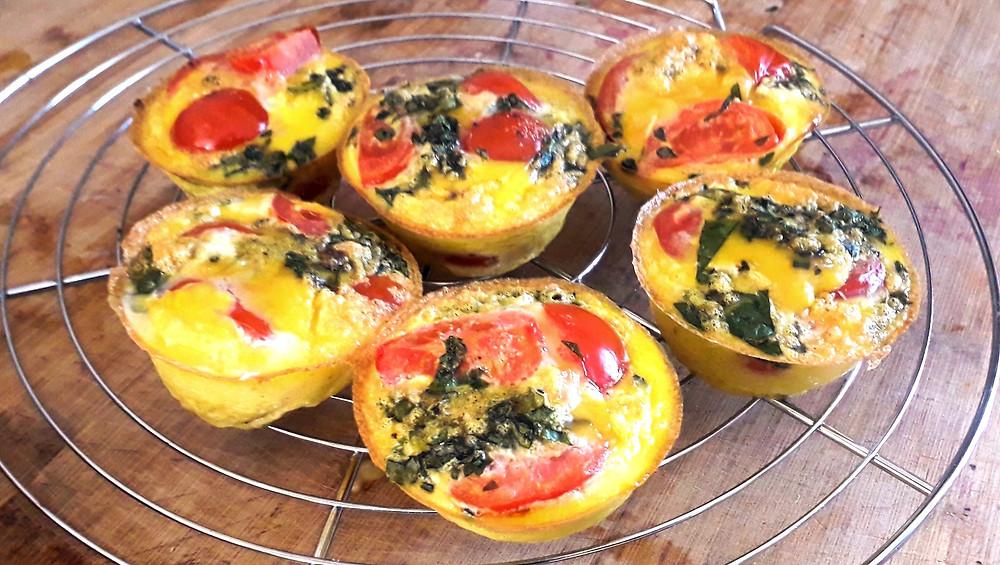 recette d'œufs, rapide, facile