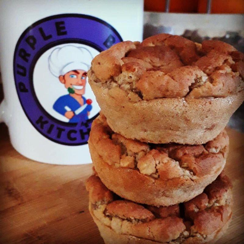 recette muffins vegan