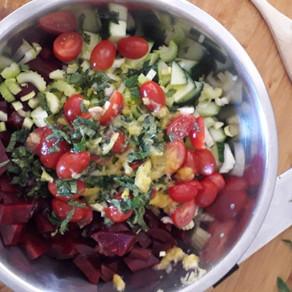 Salade Nutri-Color