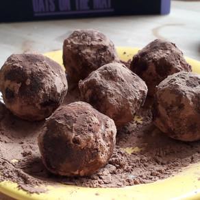 Truffes cacao