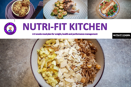 Nutri-Fit Kitchen - Ebook in English