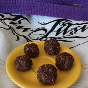 Energy balls Amandes/cacao