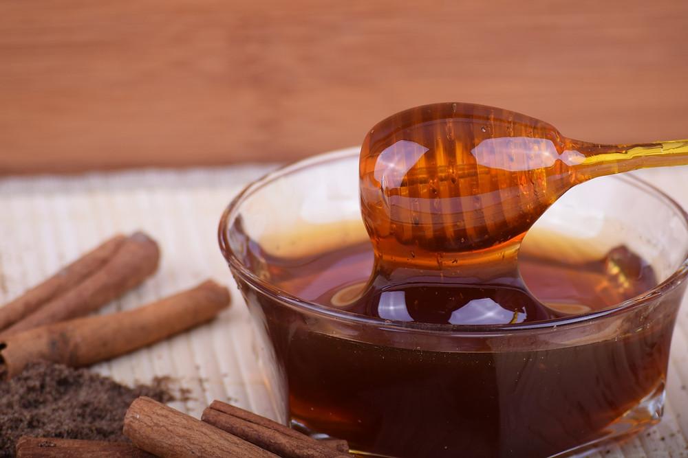 miel vinaigre de cidre cannelle