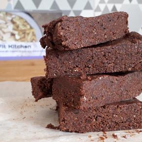 Brownie cru protéiné