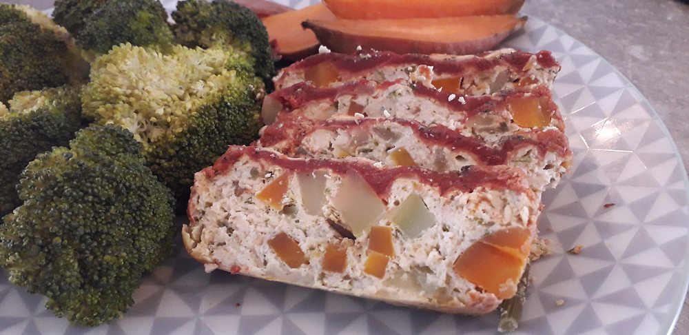 meatloaf pain viande cake