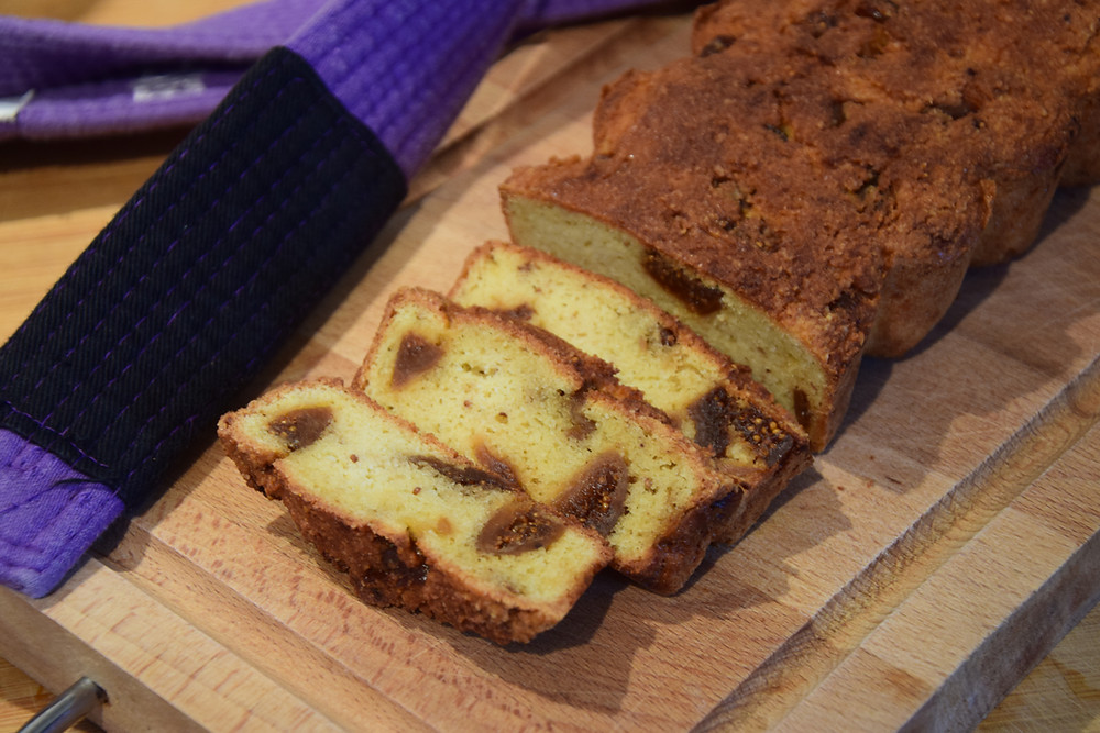 recette de pain aux figues