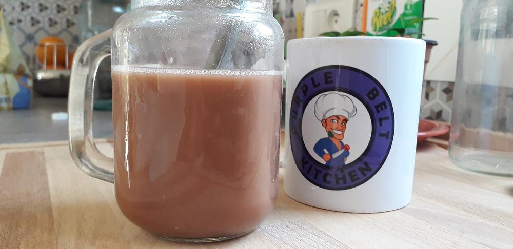 maca coco cacao