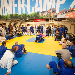 Camp BJJ Globetrotters Copenhague  Juin 2017