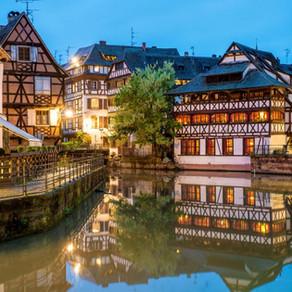 Où résider / manger / s'entrainer à Strasbourg?