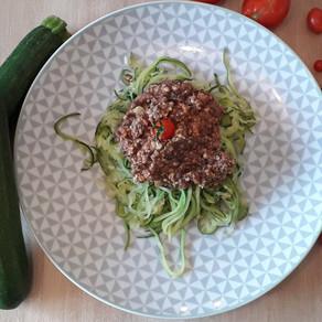 Spaghetti bolognaise PBK