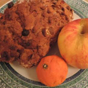 Pain alsacien aux fruits et aux épices