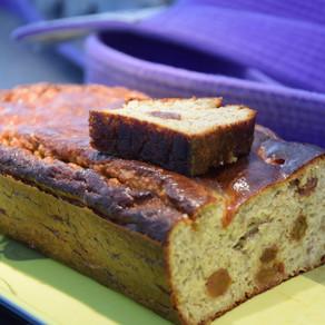Banana Bread / Biscuit banane - sans gluten