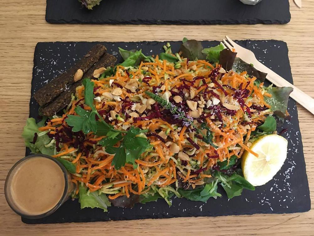 restaurant vegan Florence