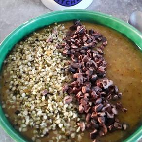 Smoothie bowl Pomme Kiwi