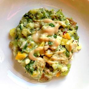Salade Kiwis feta