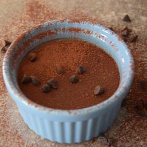 Crème chocolat Keto
