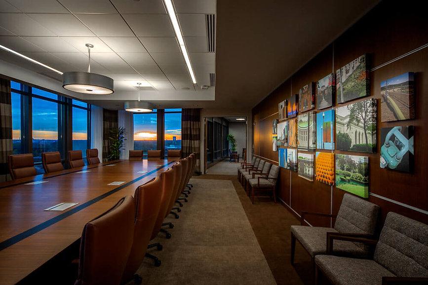 Columbia-Gas-Executive-board-room-finis-