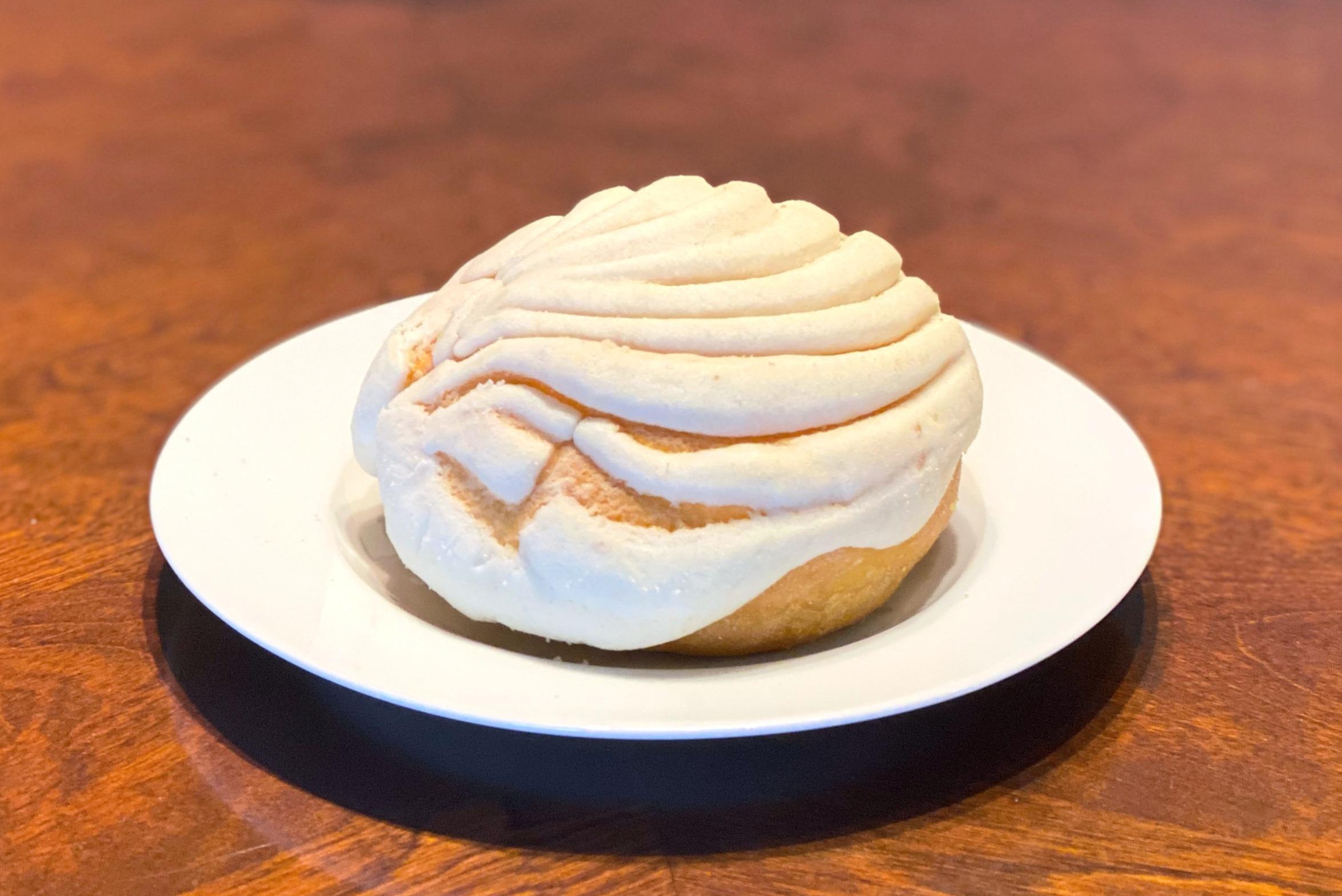 Vanilla Concha