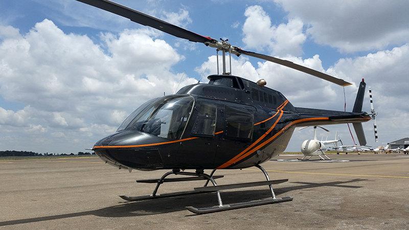 1993 Bell 206B III Jetranger