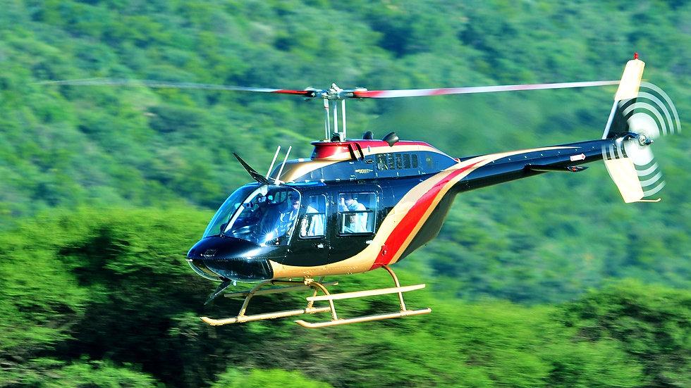 1979 Bell 206B III Jetranger