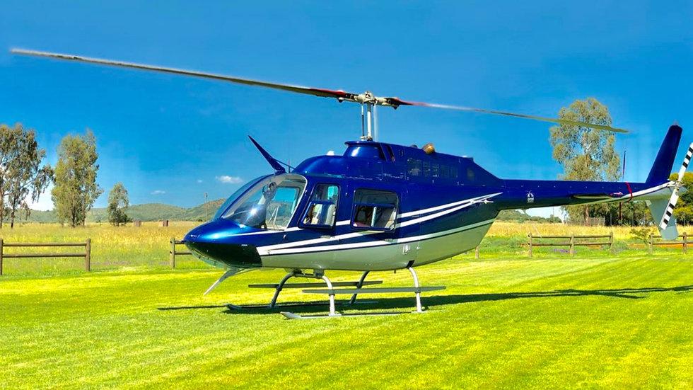 2009 Bell 206B III Jet Ranger