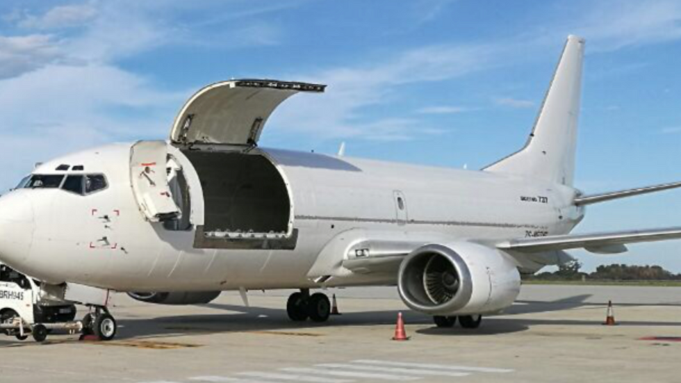 1988 Boeing B737-300 Freighter